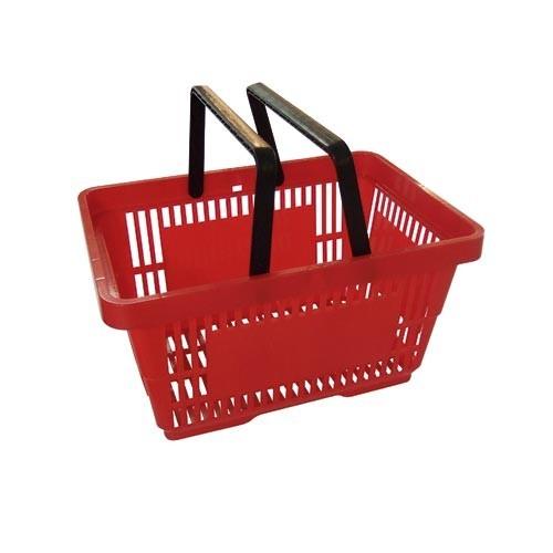 Einkaufskorb mit 2 Tragegriffen
