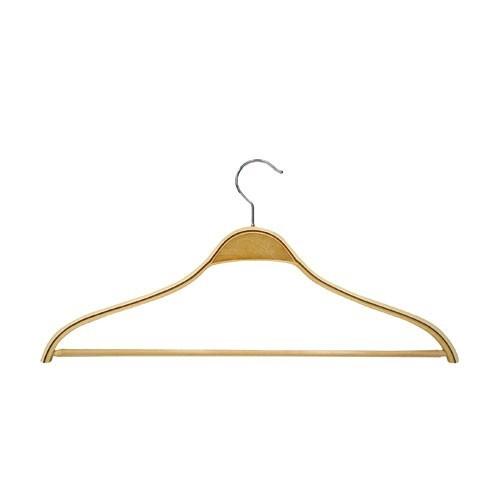 Schichtholz Kleiderbügel mit Steg