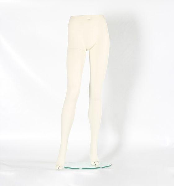 Hosenpräsenter Damen - grau/weiß