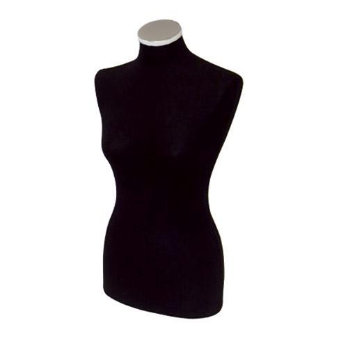 Damenbüste - schwarz
