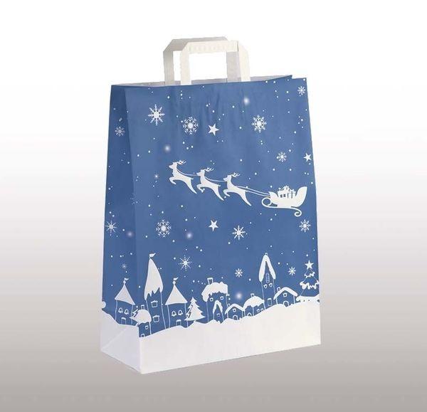 Papier-Tragetaschen - Weihnachten