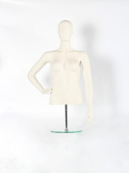 Damentorso - abgewinkelter Arm
