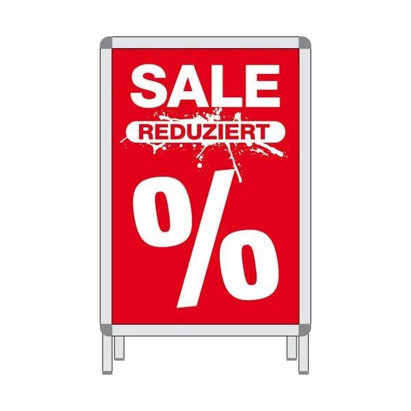 Rahmenplakat -SALE REDUZIERT %
