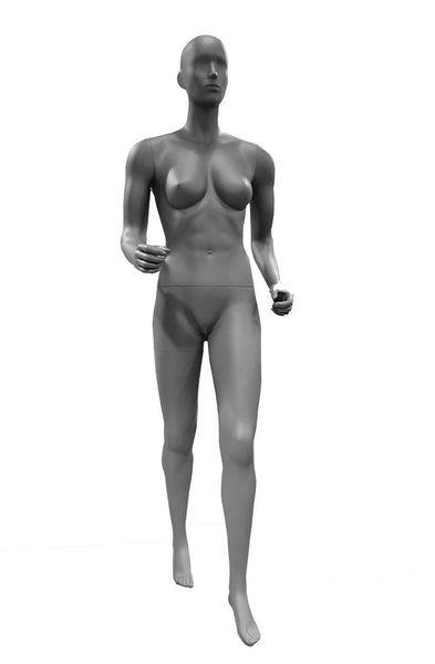 Sportfigur Dame Walking