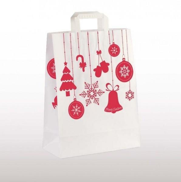 Papier-Tragetaschen - Weihnachtsschmuck