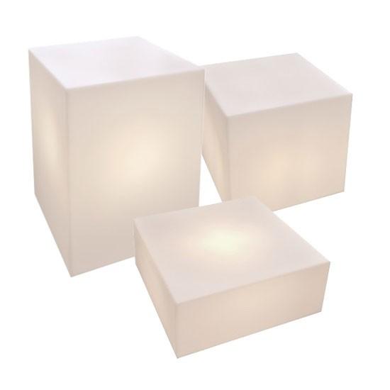 Leuchtkörperset Quader