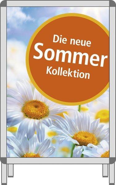 """Plakat für Rahmen """" Die neue Sommer Kollektion """""""