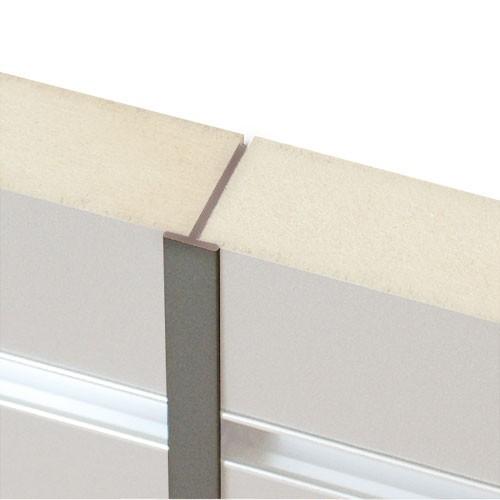 Stoßkantenprofil Länge 250 cm
