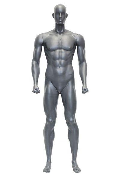 Sportfigur Gym Arme gerade