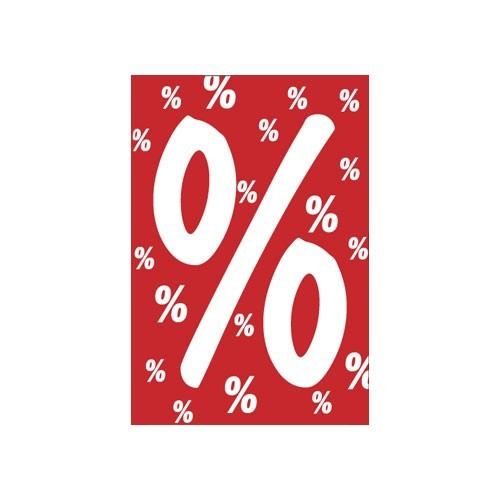 "Rahmenschild "" % """