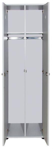 Holzspind/Umkleideschrank mit 2 / 3 Türen