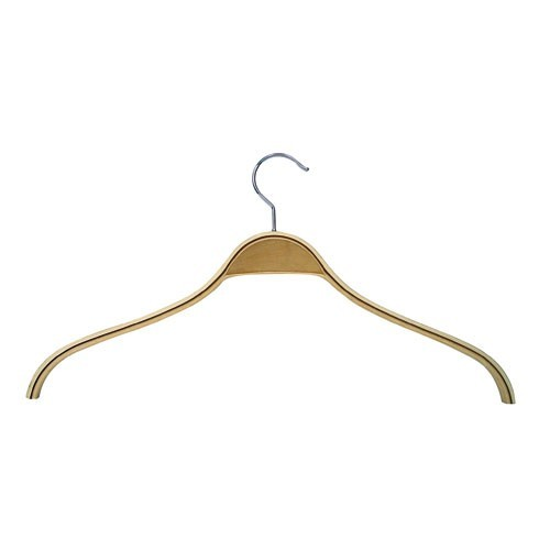 Schichtholz Kleiderbügel ohne Steg