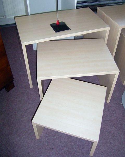 Vorlagentisch 3èr Tischset - Neuwertig