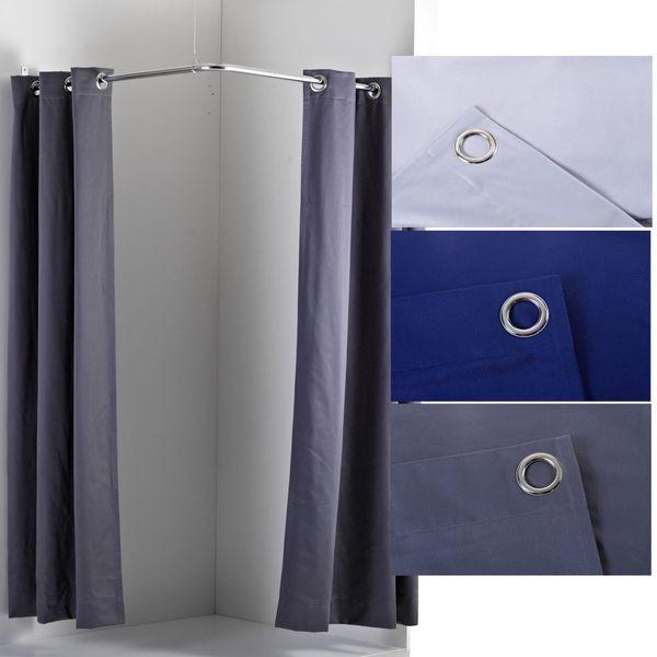 Vorhang mit Oesen B 225 x H 200 cm