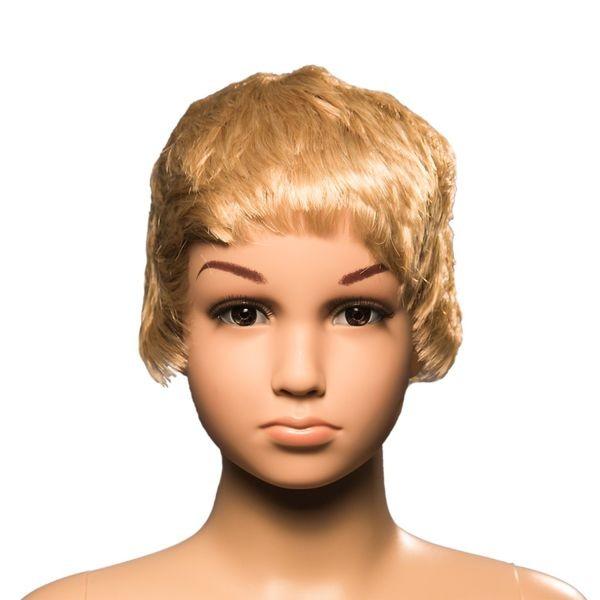 Kinder-Perücke Junge blond