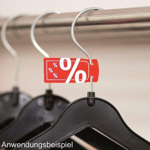 Kleiderbügel-Fahne - % / SALE