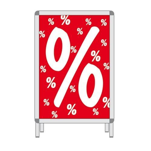 "Rahmenplakat - "" % """