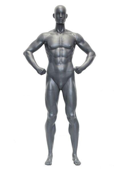 Sportfigur Gym Arme gewinkelt